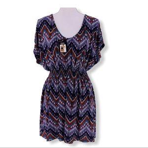 Dresses & Skirts - 2/30 Southwest Pattern Beach Coverup Sundress